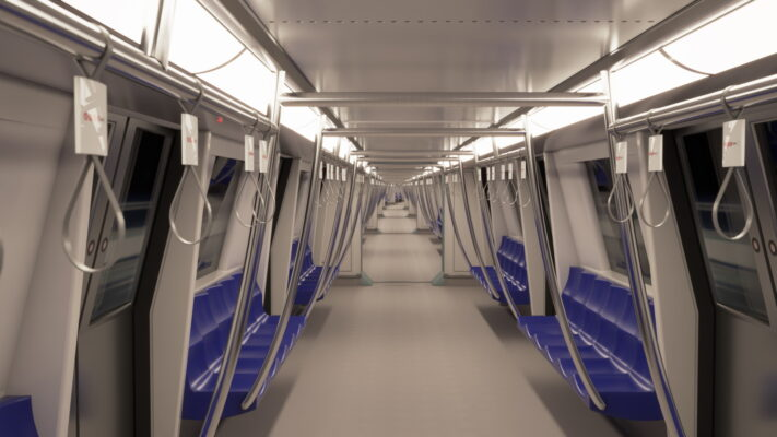 Publicitate metrou