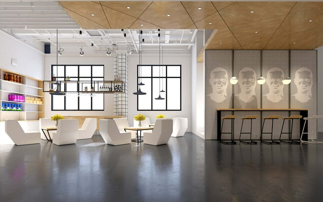 Randare proiect design interior